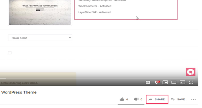 Embed a YouTube Video in WordPress