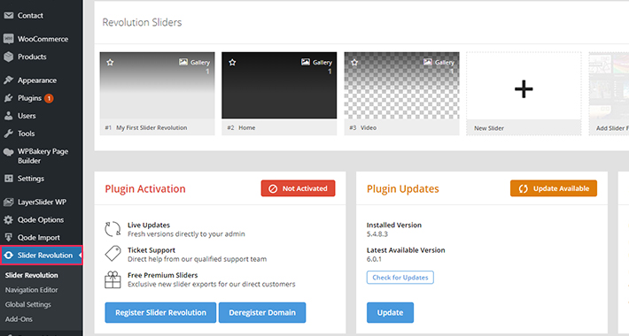A Beginners Guide to The Slider Revolution Plugin - Qode