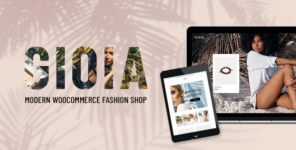 Gioia WordPress Theme