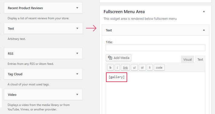 Add Shortcode to WordPress Widget