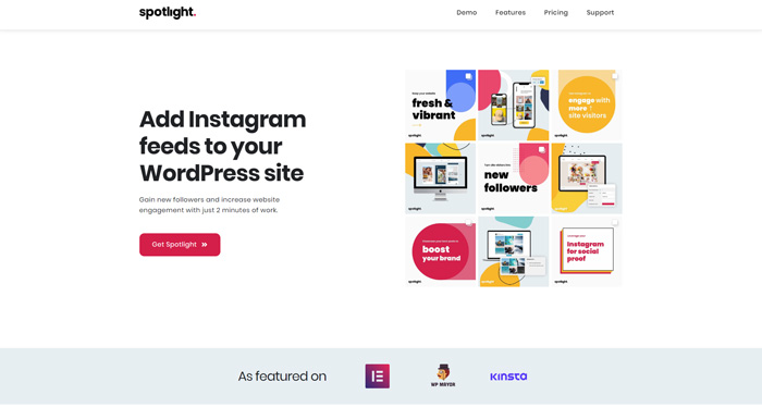 Spotlight Instagram Feeds
