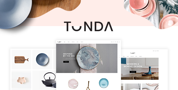 Tonda WordPress Theme