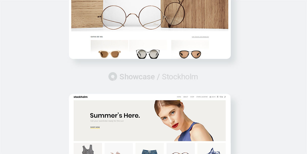 Beautiful Websites Made With the Stockholm WordPress Theme