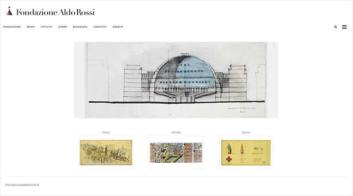 Fondazione Aldo Rossi
