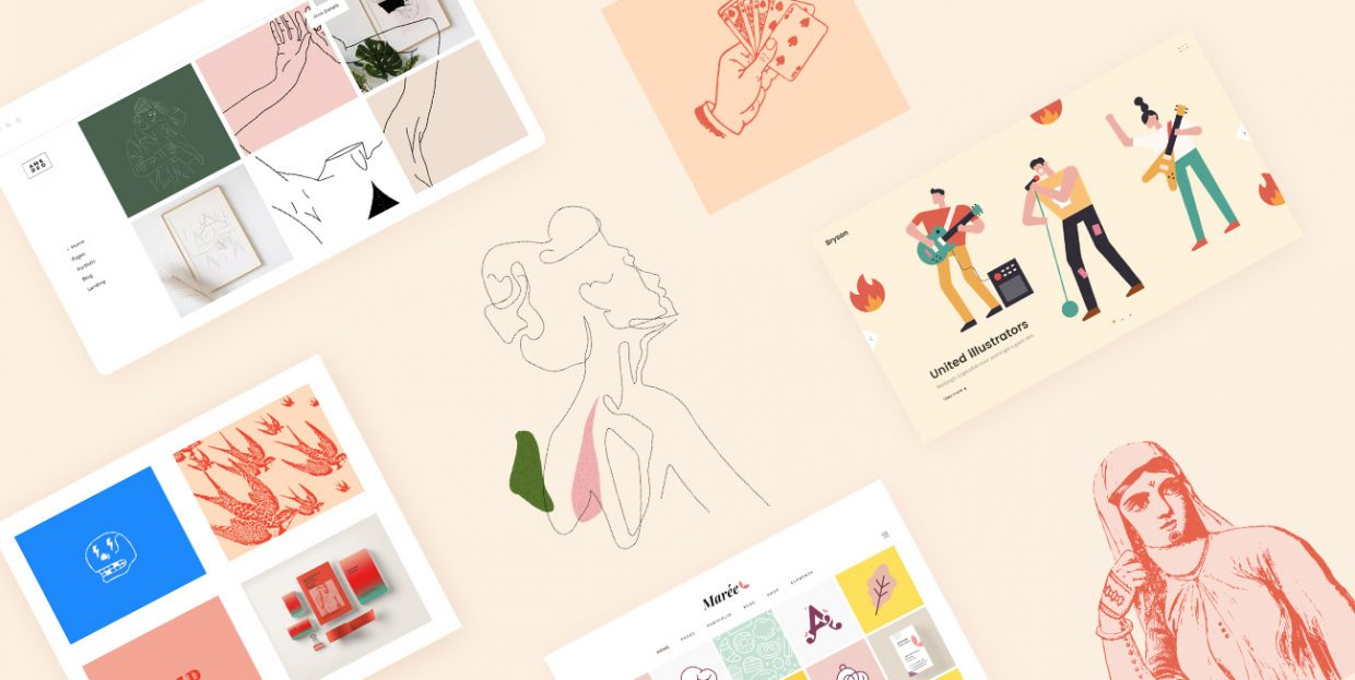 13 Best Websites for Downloading Illustrations
