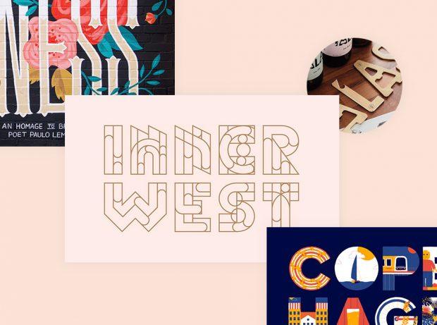 Breathtaking Experimental Typefaces list