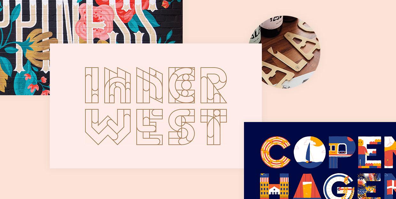 Breathtaking Experimental Typefaces