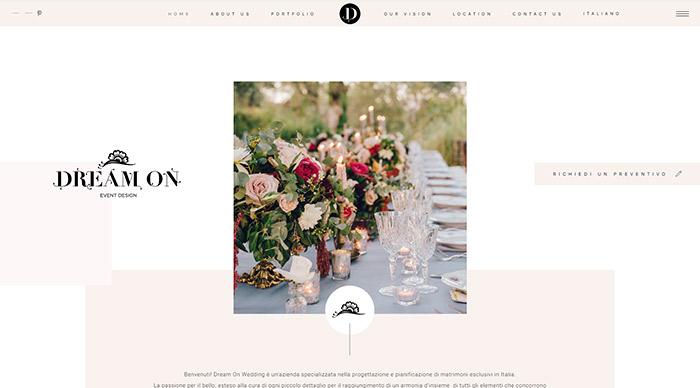 Dream On Wedding