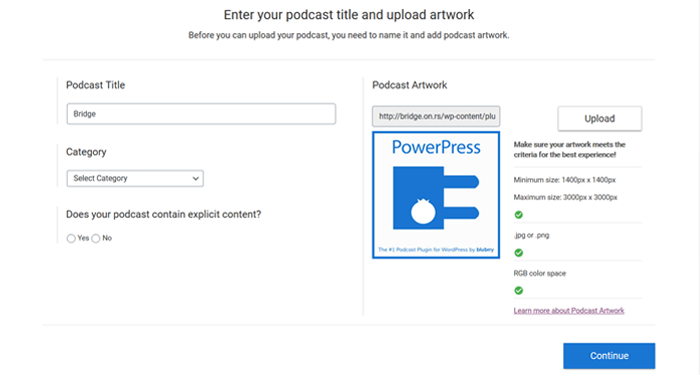Add a Podcast Functionality-to WordPress Using a Plugin