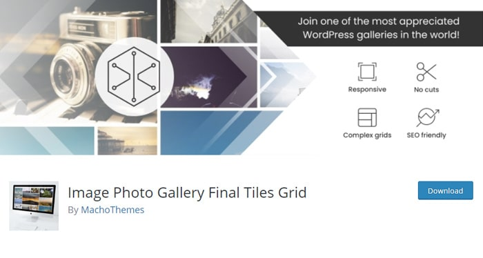 Image Photo Gallery Final Tiles Grid