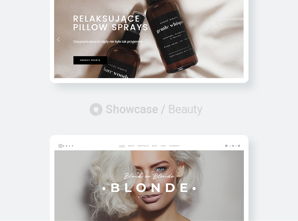 Beauty Websites Made With Qode Interactive Themes blog