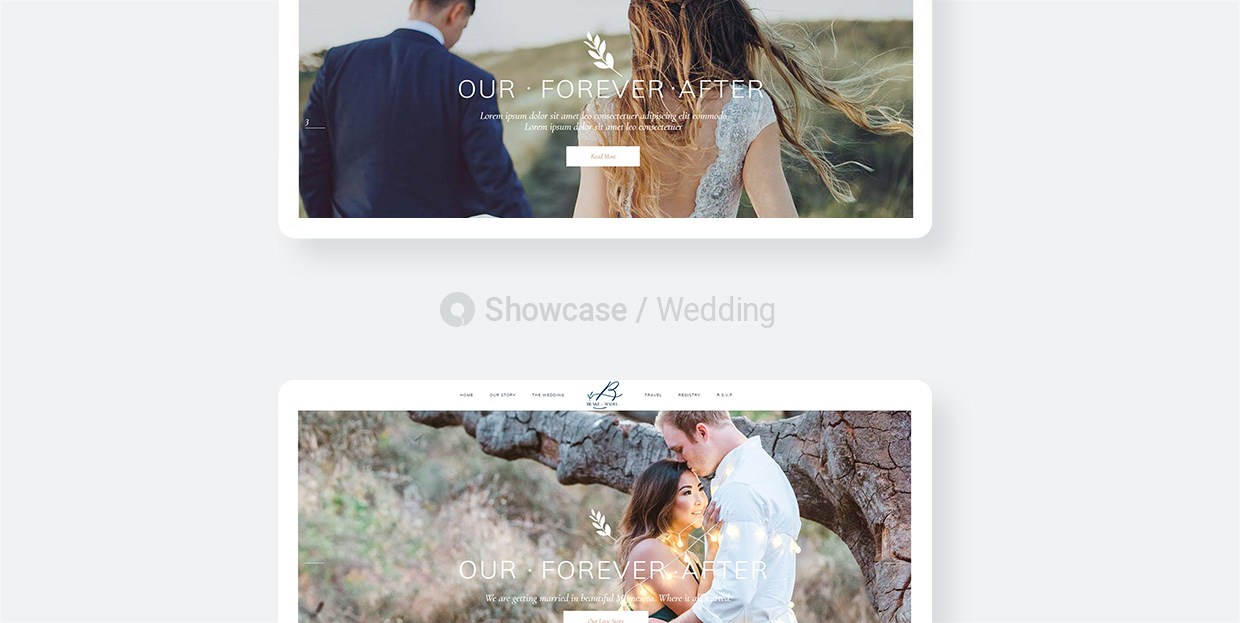 Wedding Websites Made With Qode Interactive Themes