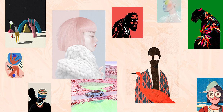16 Amazing Illustrators to Follow