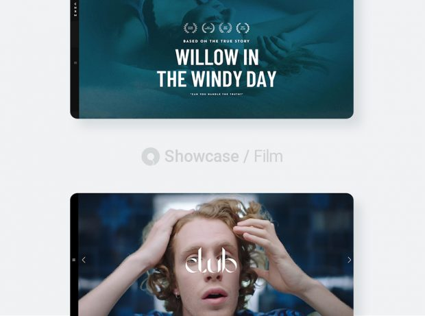 19 Best Film Websites Made With Qode Interactive Themes list