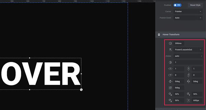 Edit text layer