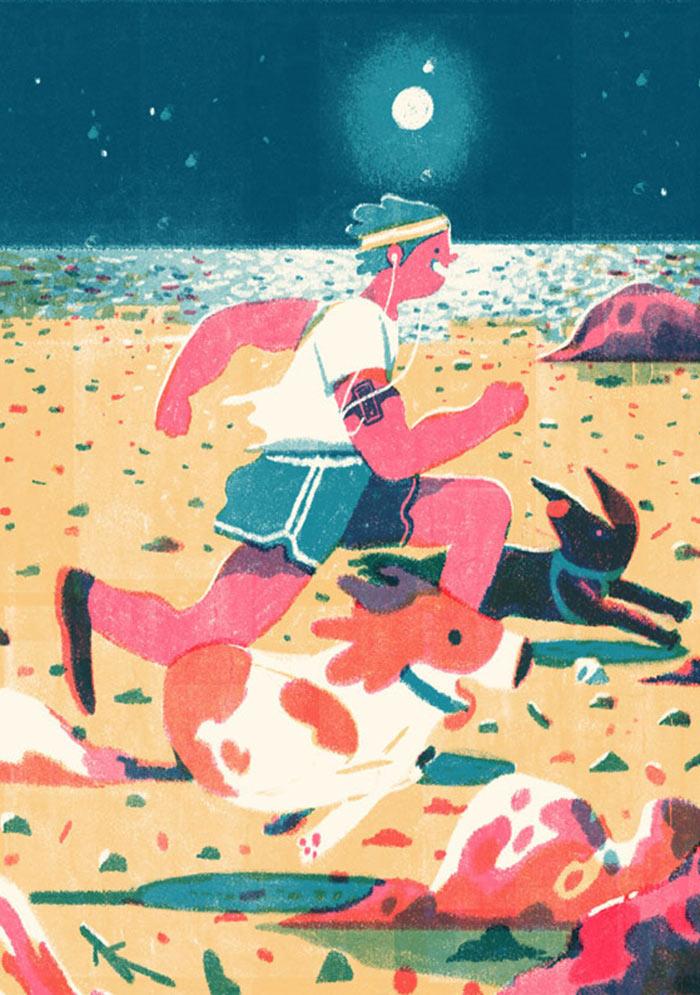 Illustrator Lisk Feng
