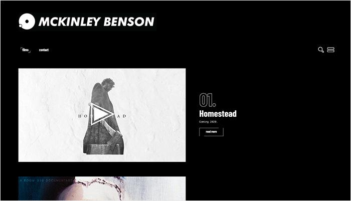McKinley Benson