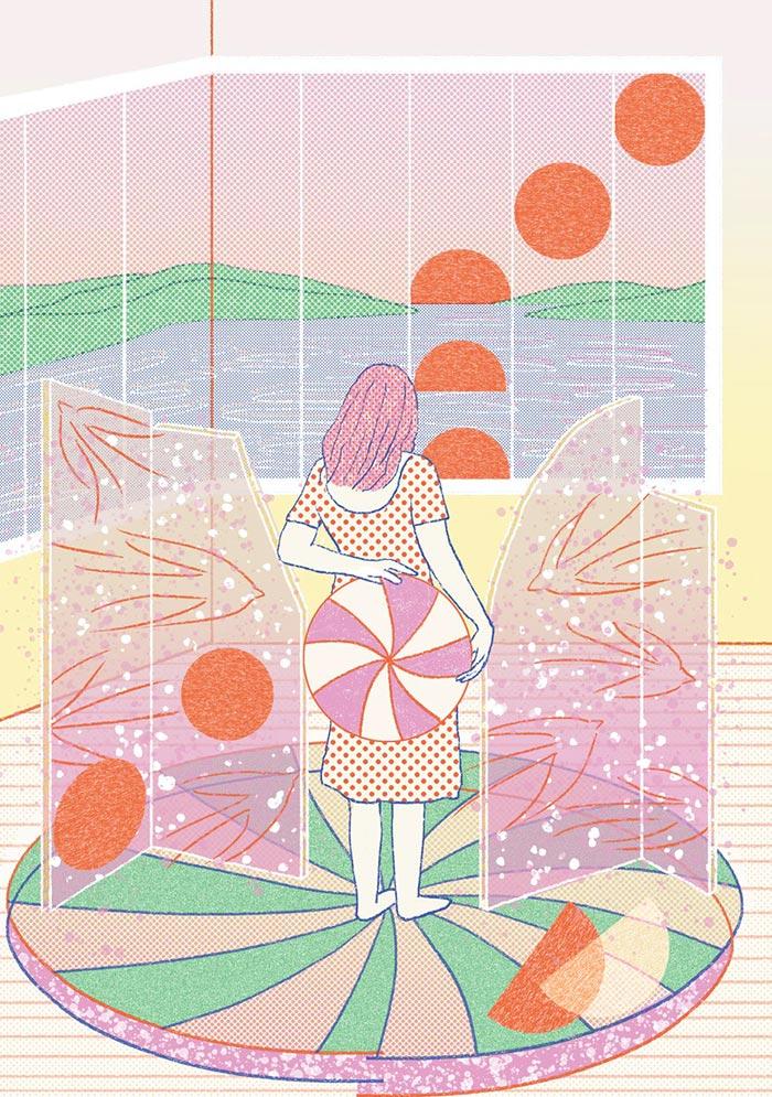 Illustrator Milica Golubovic