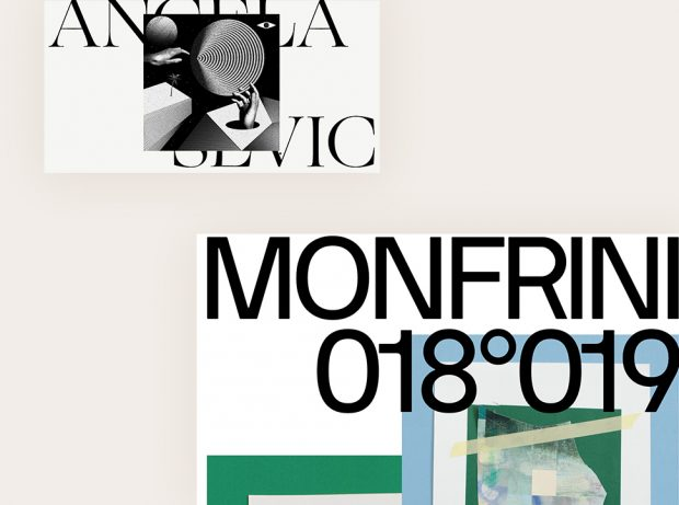 Examples of Large Typography in Web Design list