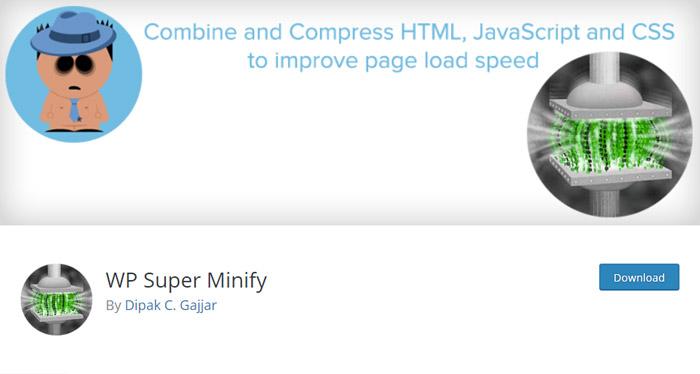 WP Super Minify