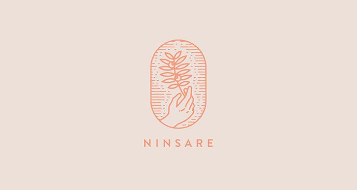 Ninsare Skincare Branding