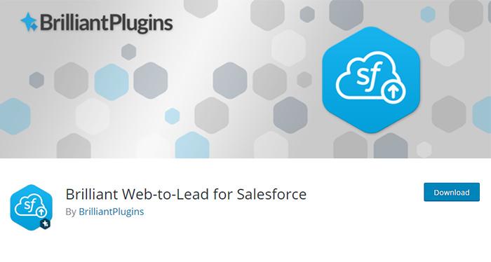 Brilliant Web-to-Lead Salesforce
