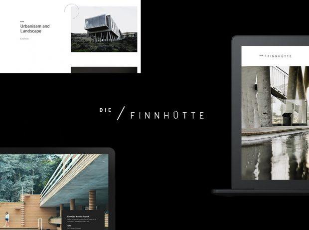 Die Finnhutte Architecture Theme A Case Study