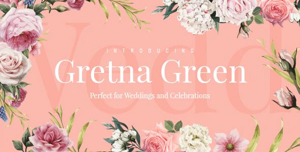 Gretna Green banner