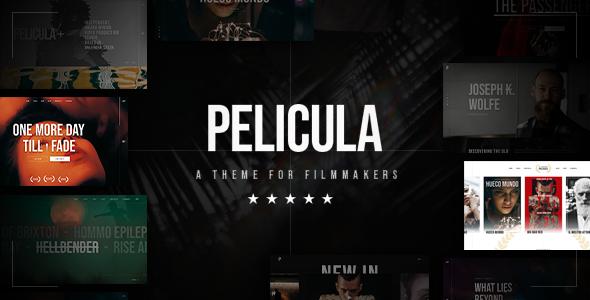 Pelicula banner