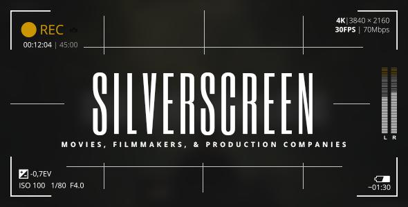 Silverscreen banner