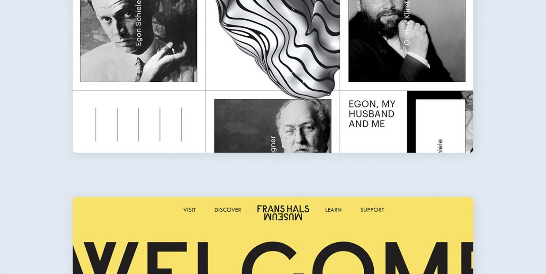 12 Cases Where Web Design Meets Contemporary Art