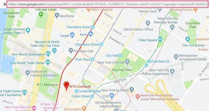 Determine your precise location