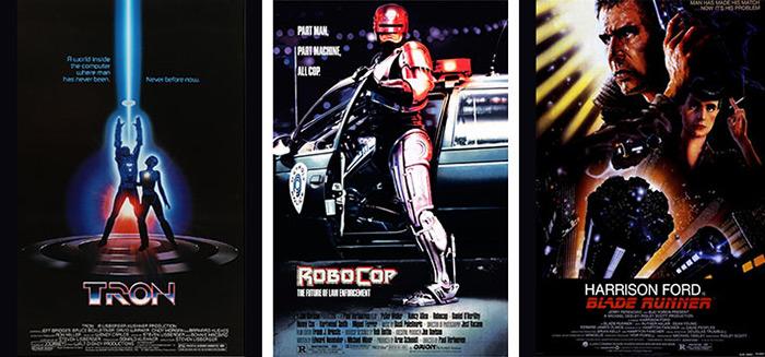 Futuristic Posters