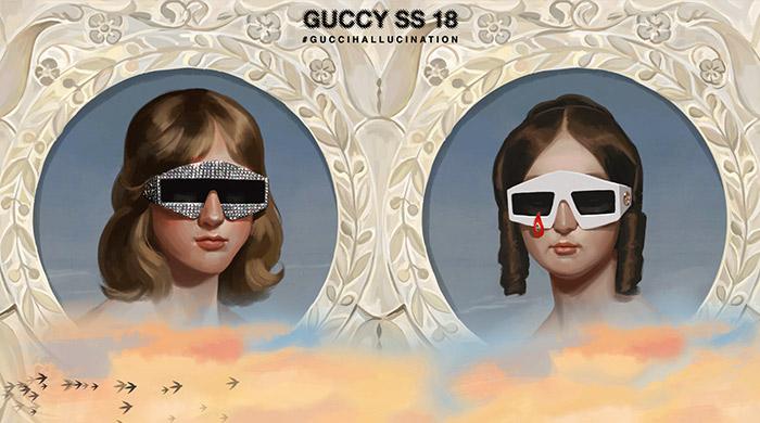 Gucci Hallucination