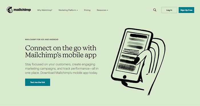 MailChimp for Mobile