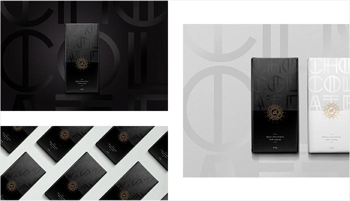 Art Deco in Packaging Design