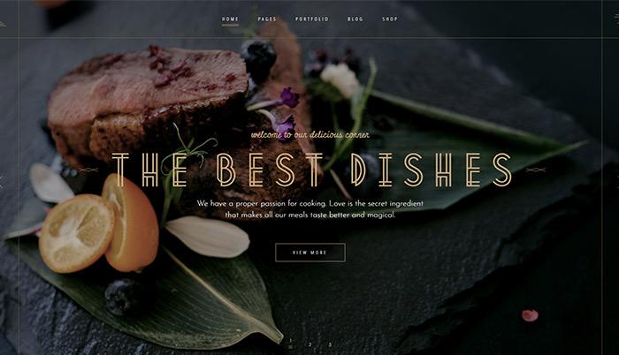 Art Deco in Web Design