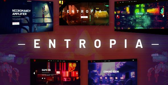 Entropia banner