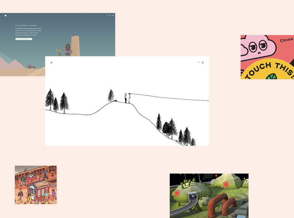 The Top 21 Playable Interactive Websites