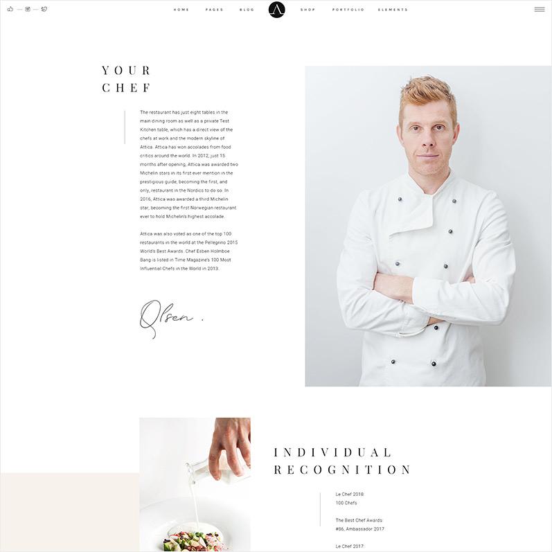 Attika Design Section