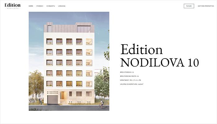 Edition Nodilova