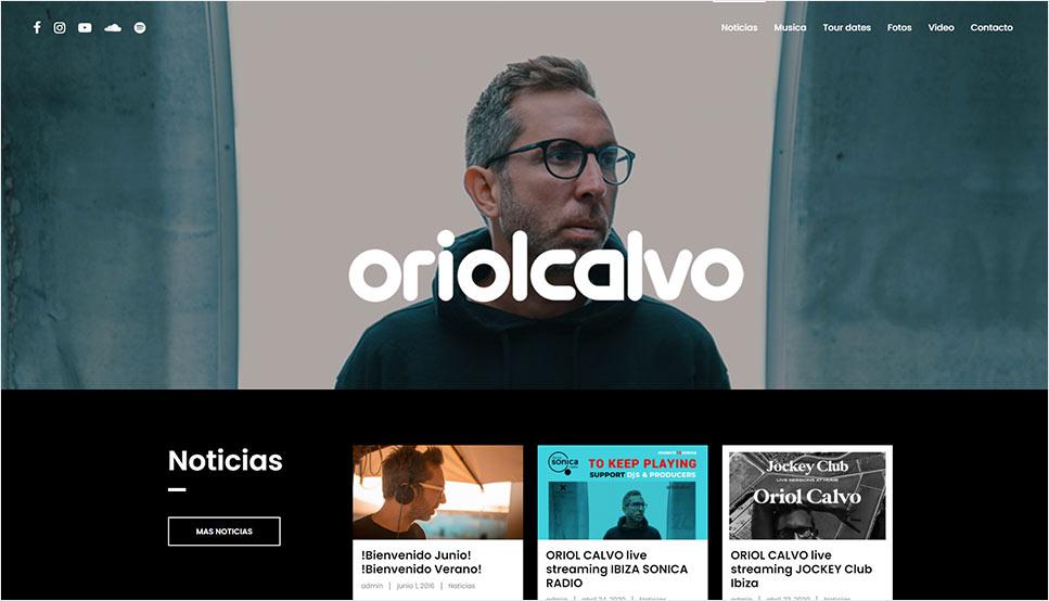Oriol Calvo