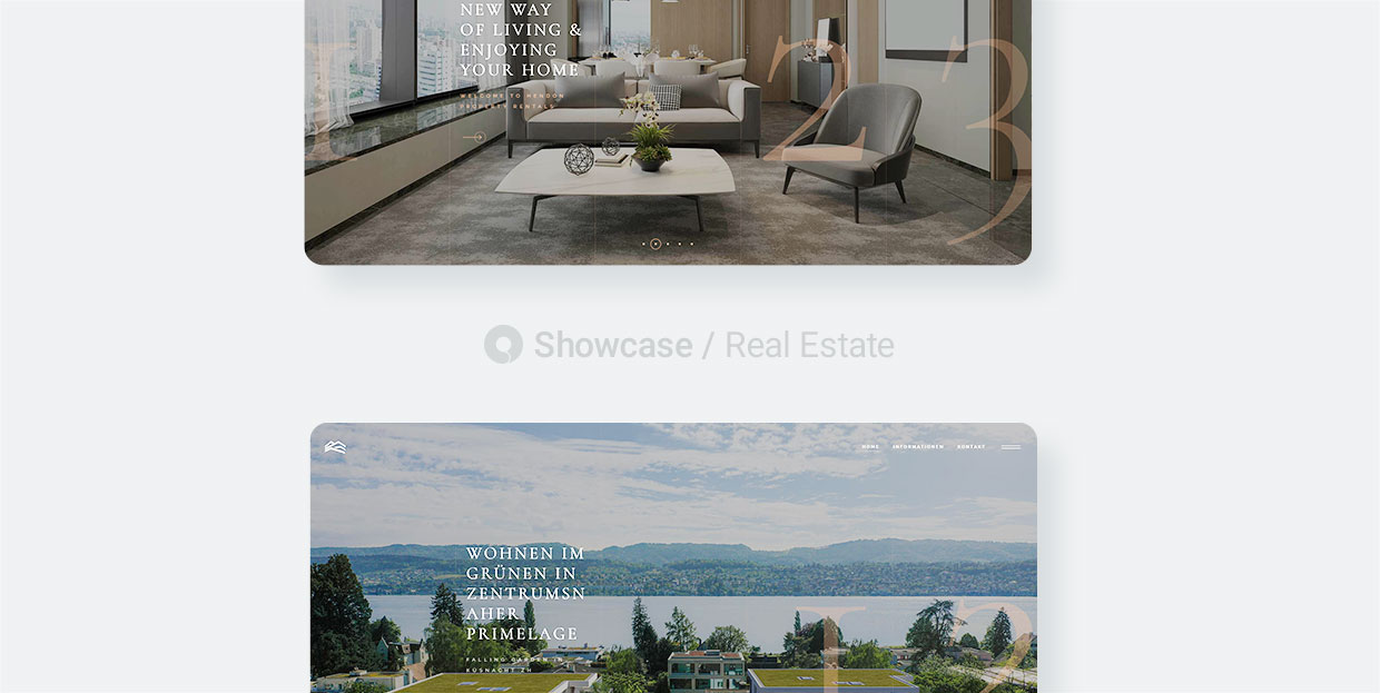 Top 11 Real Estate Websites Made with Qode Themes