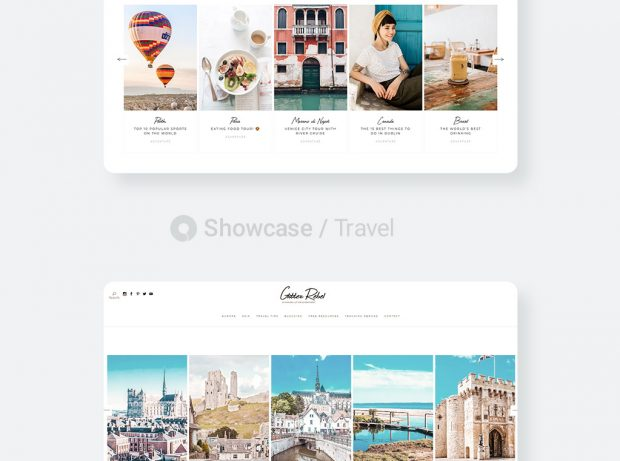 Best Travel Websites and Blogs Made With Qode Themes