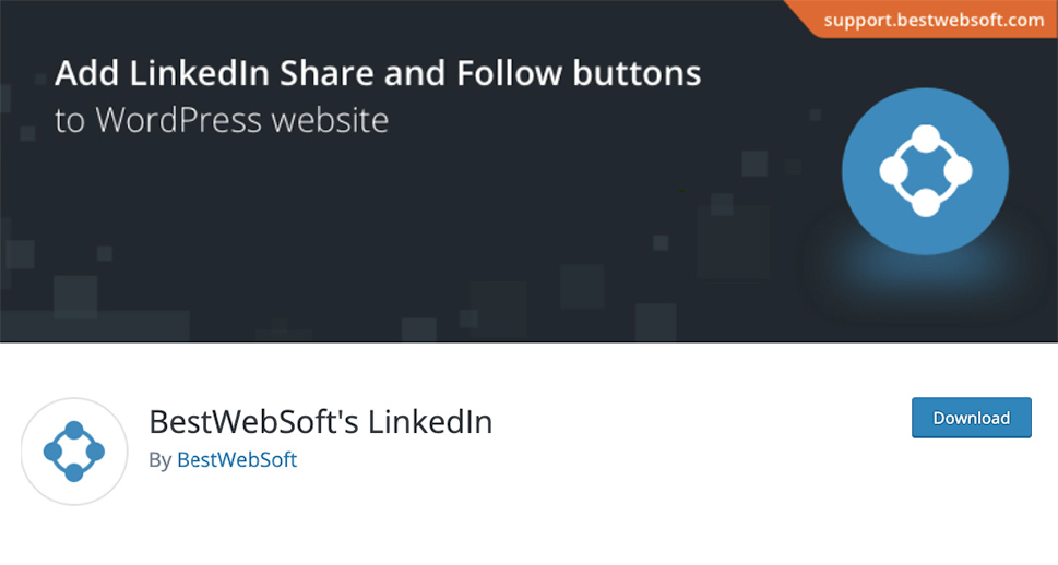 BestWebSoft's LinkedIn