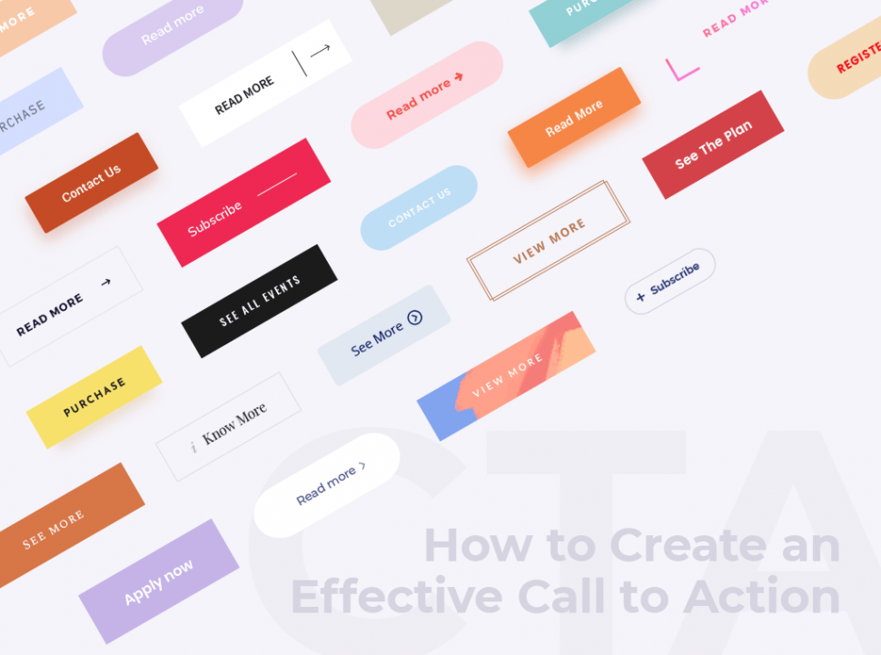 How to Design a CTA Button that Converts list