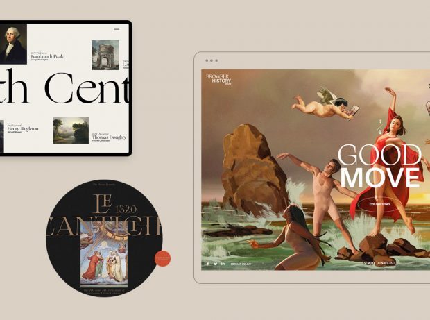 An Exploration of the Renaissance Trend in Web Design and Other Modern Media