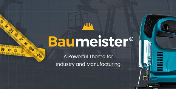 Baumeister banner