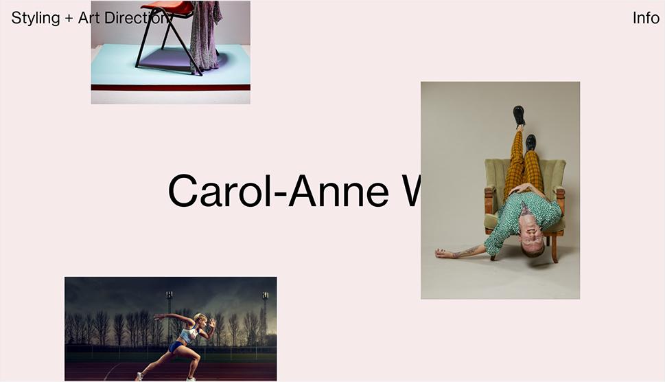 Carol Anne Ward