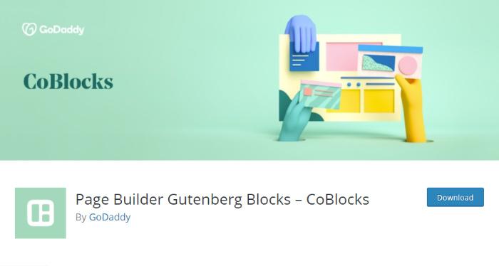 Page Builder Gutenberg Blocks